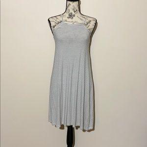 Mossimo Supply Co Mini Dress Stripped Size Medium